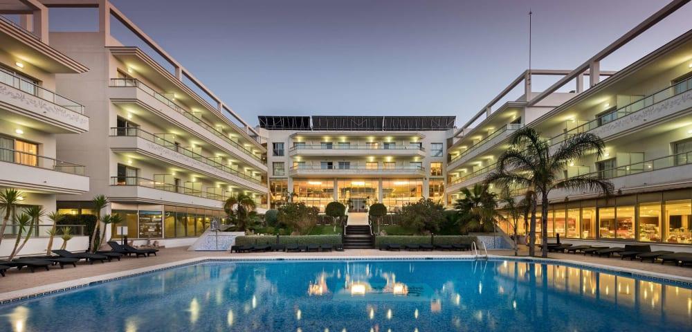 Hotel en Alfaz del Pi  Sun Palace Albir  Spa  trivagoes