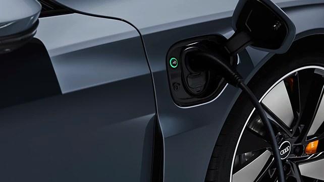 EV Car Charging Input Plug