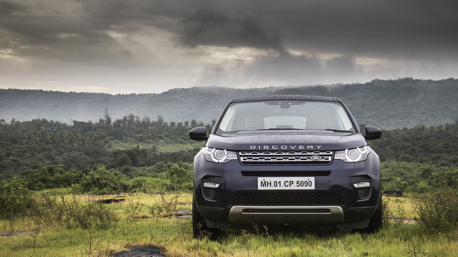 Land Rover Discovery Sport Interior & Exterior