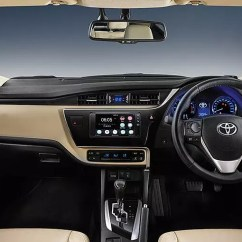 All New Camry Singapore Grand Avanza Type G Toyota Corolla Altis Photo, Interior Image - Carwale