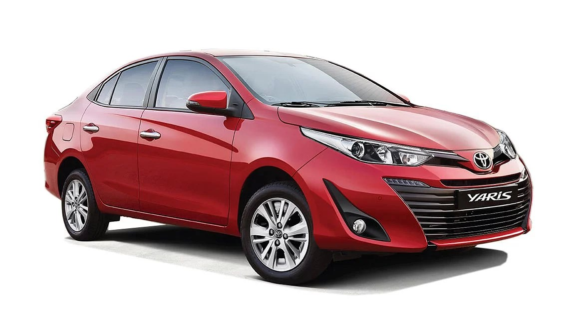 toyota yaris trd cvt grand new avanza tipe e abs 2018 price launch date images review mileage carwale