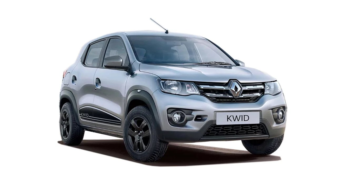 Renault Kwid 10 RXT Opt Price (GST Rates), Features