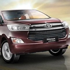 All New Toyota Kijang Innova 2019 Grand Avanza Black Crysta 2 4 Gx 7 Str Price Gst Rates Features Images