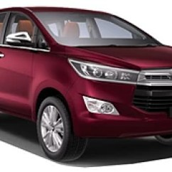 All New Kijang Innova 2.4 G At Diesel Harga Toyota Crysta 2 4 Gx 7 Str Price Gst Rates Features