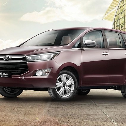 all new kijang innova 2018 toyota venturer cars in india prices gst rates reviews photos more images crysta image