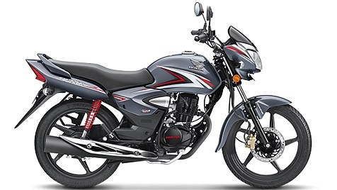Honda Cb Shine 2018 Side