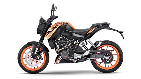 images of ktm bikes