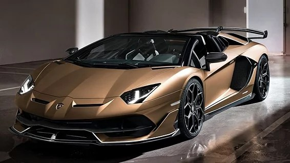 Lamborghini Aventador Svj Roadster Unveiled At The 2019 Geneva Motor