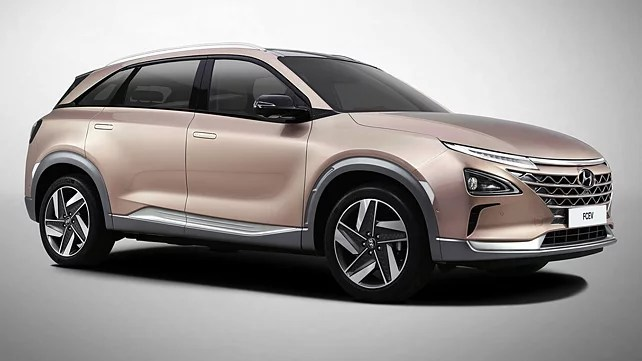 Hyundai Unveils Nexo Fuelcell Suv Carwale