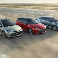 All New Corolla Altis 2019 Lampu Grand Avanza Toyota Reveals Entirely For Carwale