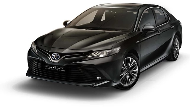 all new camry hybrid 2019 aksesoris grand avanza 2016 toyota explained in detail carwale