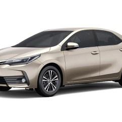 New Corolla Altis On Road Price All Kijang Innova 2017 Toyota Champagne Mica Metallic Colour ...