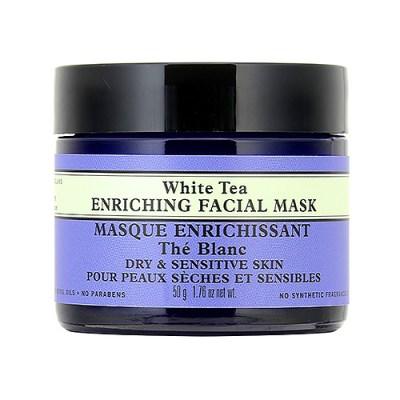 Neal's Yard Remedies  White Tea Enriching Facial Mask (for Dry and Sensitive Skin) 1.76oz, 50g