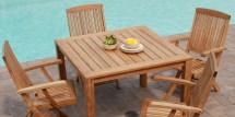 teak patio furniture guide