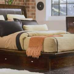 American Drew Tribecca Sofa Table Mainstays Sleeper Weight Limit Root Beer Color Platform King Bed