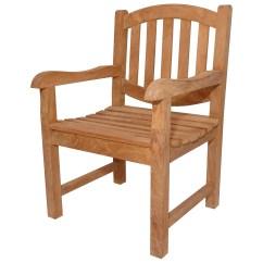 Chair Covers Kingston Wedding Norwich Anderson Teak Dining Armchair Chd 007