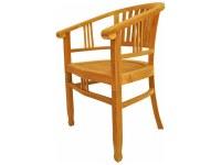 Anderson Teak Captain's Armchair | AKCHD044