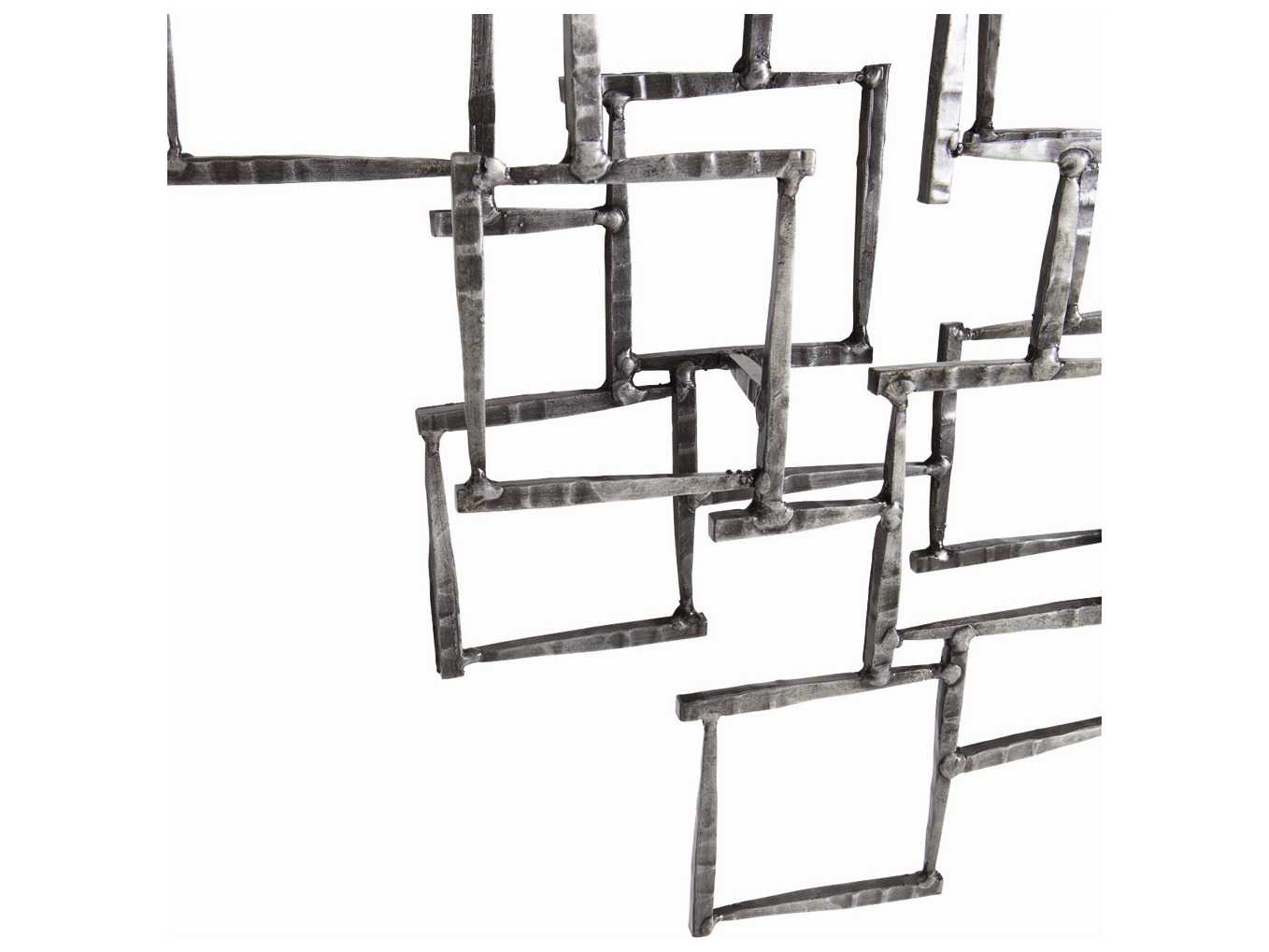 Arteriors Home Ecko Natural Iron Wall Sculpture