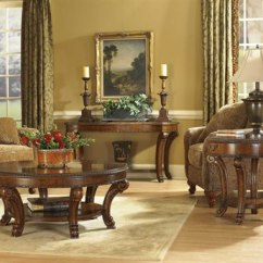 Set Of Tables For Living Room How To Remodel My Small Table Sets Luxedecor A R T Furniture Old World