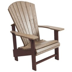 Adirondack Chairs Plastic Bad Back For Home C R Generation Recycled