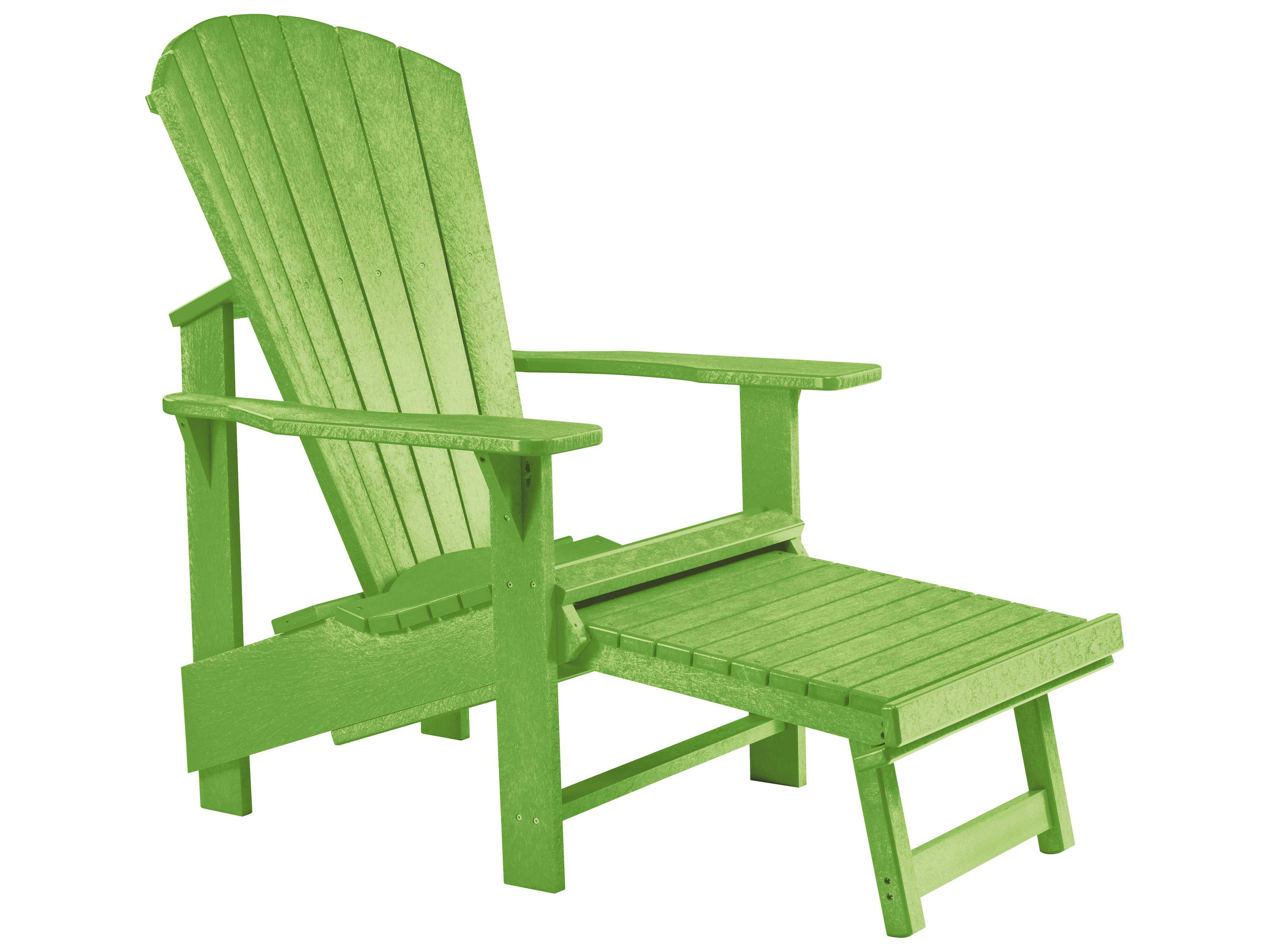 adirondack chairs recycled materials what is an ergonomic chair c r plastic generation