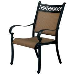 Outdoor Aluminum Chairs White Plastic Lawn Target Darlee Living Standard Mountain View Cast