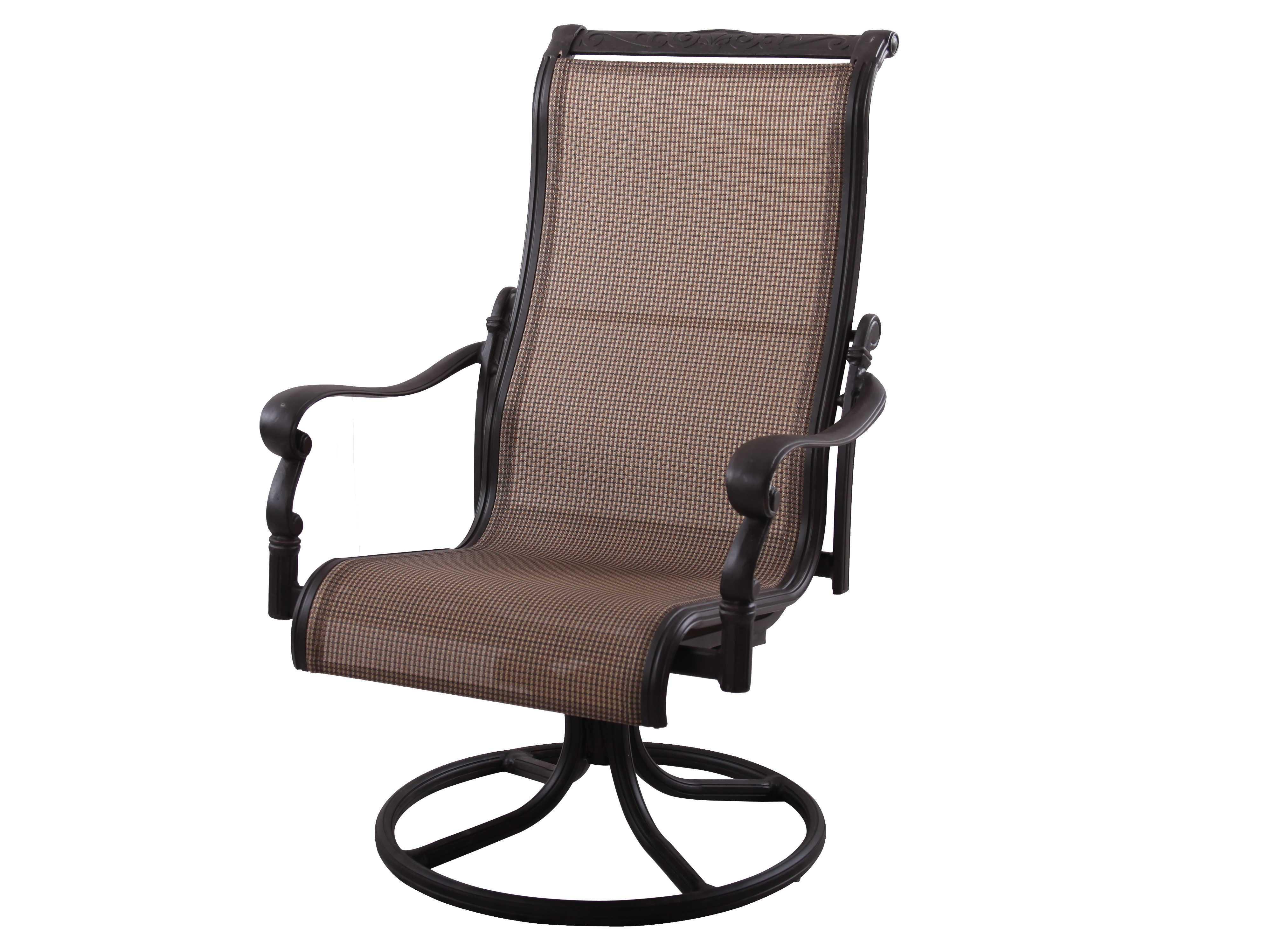 outdoor swivel rocker chair sheepskin covers nz darlee living standard monterey cast aluminum antique bronze hover to zoom