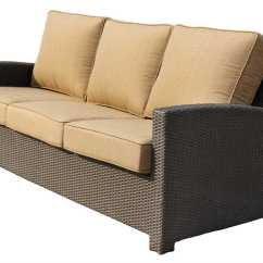 Replacement Cushions For Sofa Backs Rattan Garden Corner Dining Set Darlee Outdoor Living Vienna Seat And