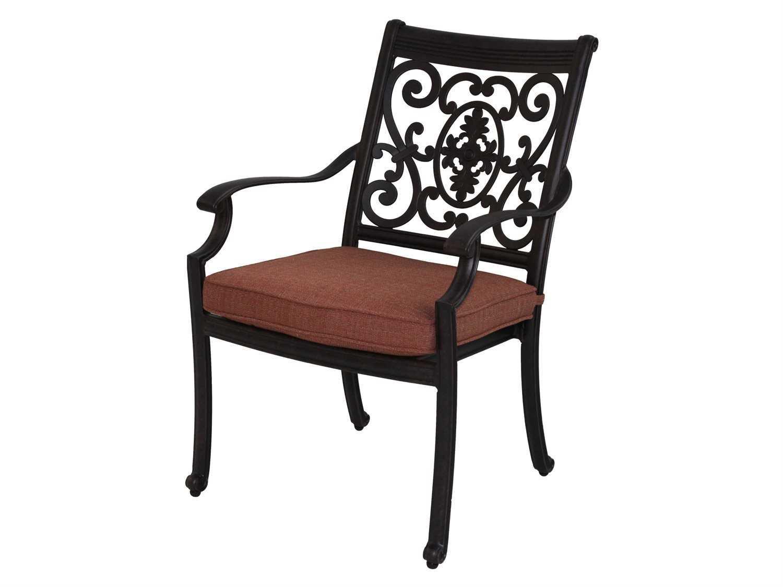 restaurant chair repair fishing robo darlee outdoor living standard st cruz replacement dining