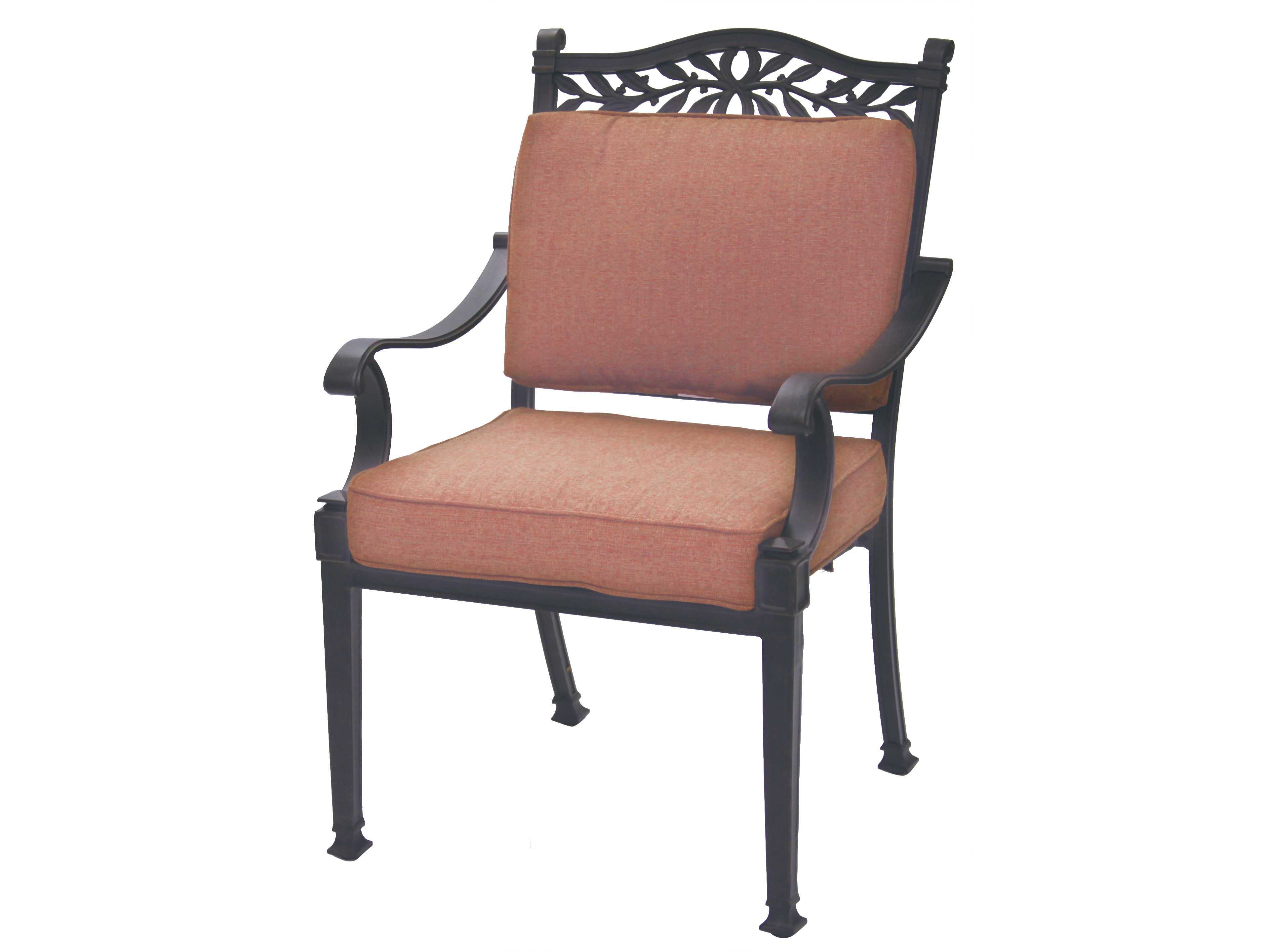 outdoor aluminum chairs where to buy chair covers in cape town darlee living standard charleston cast