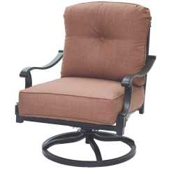 Rocking Chair Seat Replacement Portable Lounge Cushion Darlee Outdoor Living Standard Charleston
