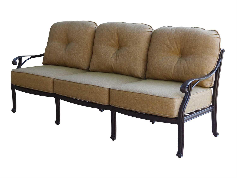 replacement cushions for sofa backs sacramento hazelnut sectional set by urban cali darlee outdoor living standard nassau