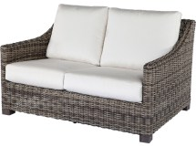 Ebel Avallon Wicker Loveseat 202