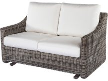 Ebel Avallon Wicker Glider Loveseat 212