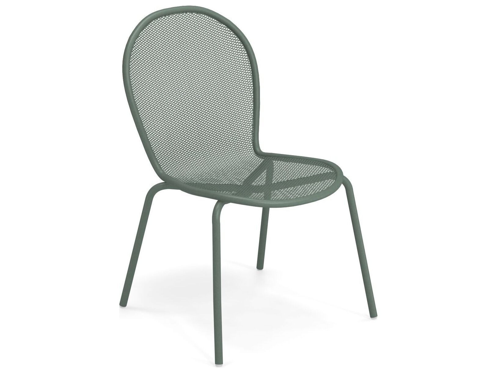 EMU Ronda Steel Stacking Side Chair Sold in 4  111