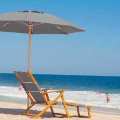 Beach Chairs And Umbrella Fire Pit Tables With Frankford Umbrellas Oak Wood Chair Lounge Set