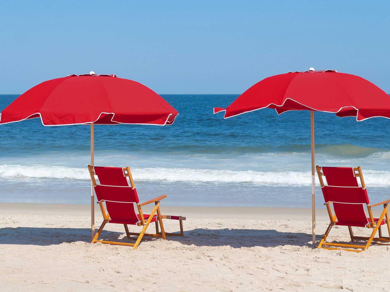 lounge chair umbrella stand office buy online frankford umbrellas wooden beach set