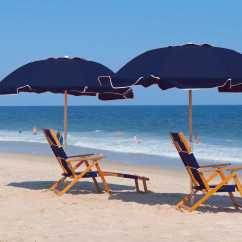 Beach Umbrella For Chair Adams Adirondack Stacking Frankford Umbrellas Avalon And Shades 844fwb