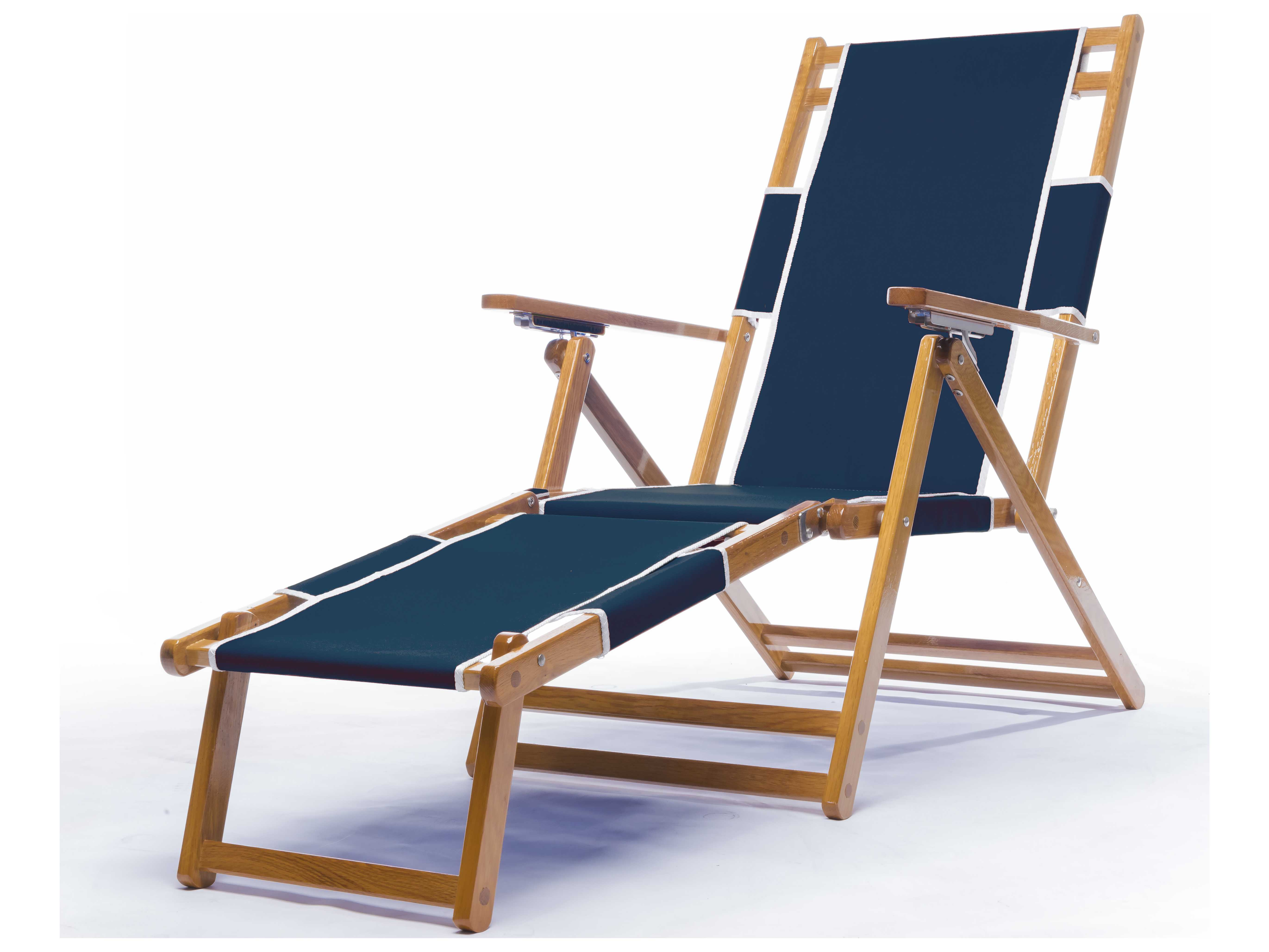 Wooden Lounge Chair Frankford Umbrellas Wooden Beach Lounge Chair With