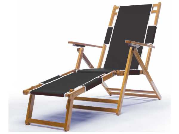 Beach Lounge Chair with Umbrella