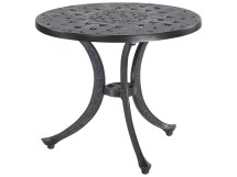 Gensun Verona Cast Aluminum 21 End Table 8041re21