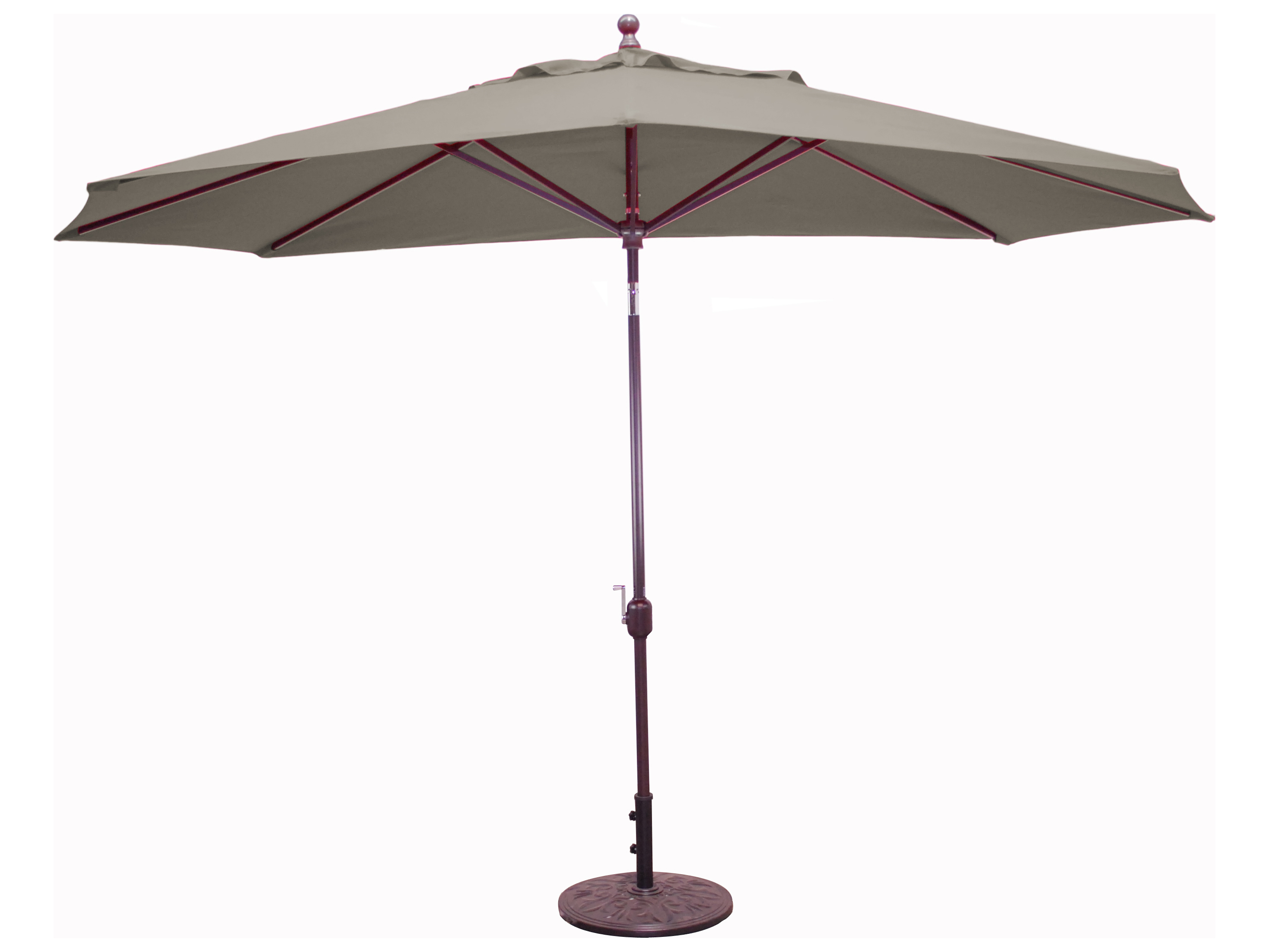 11 Foot Rectangular Patio Umbrella
