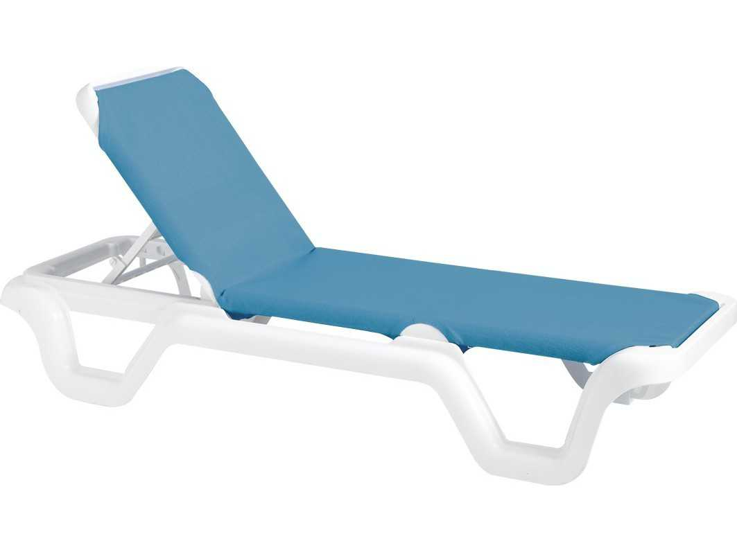 grosfillex madras lounge chairs custom rocking texas marina sling adjustable chaise sold in 2