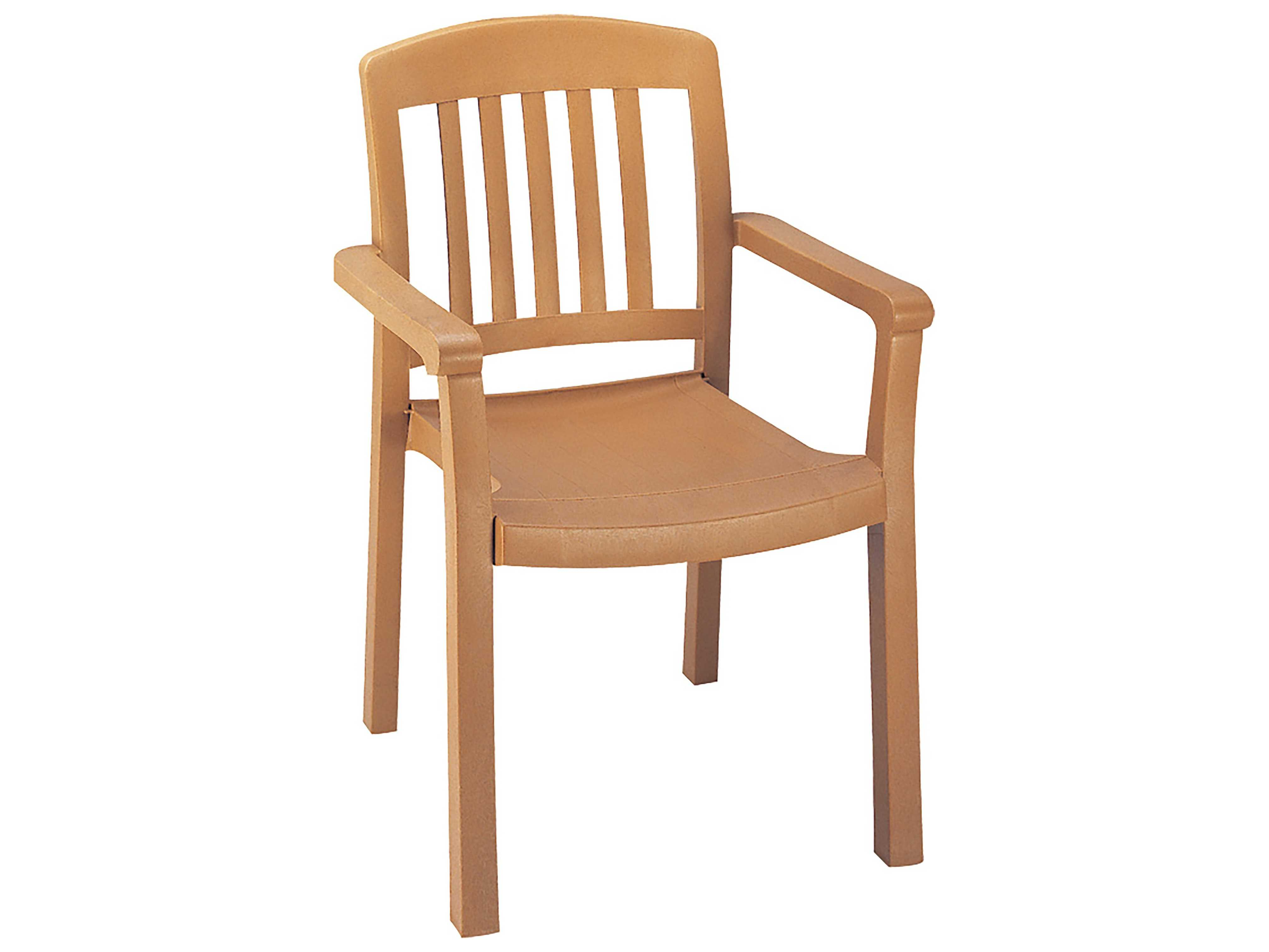 grosfillex madras lounge chairs design chair ebay atlantic classic stacking arm sold in 4