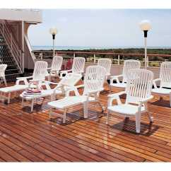 Stackable Deck Chairs Folding Chair Exercise Grosfillex Bahia Stacking Sold In 2 Us658004
