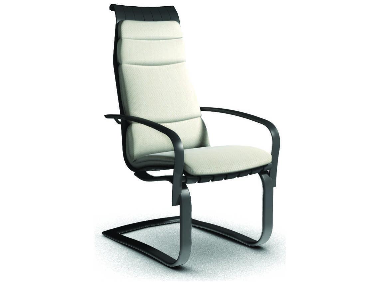 Homecrest Andover Aluminum Spring Dining Chair  3980C