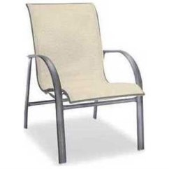 Sling Chair Outdoor Coleman Camp Patio Chairs Patioliving Dining
