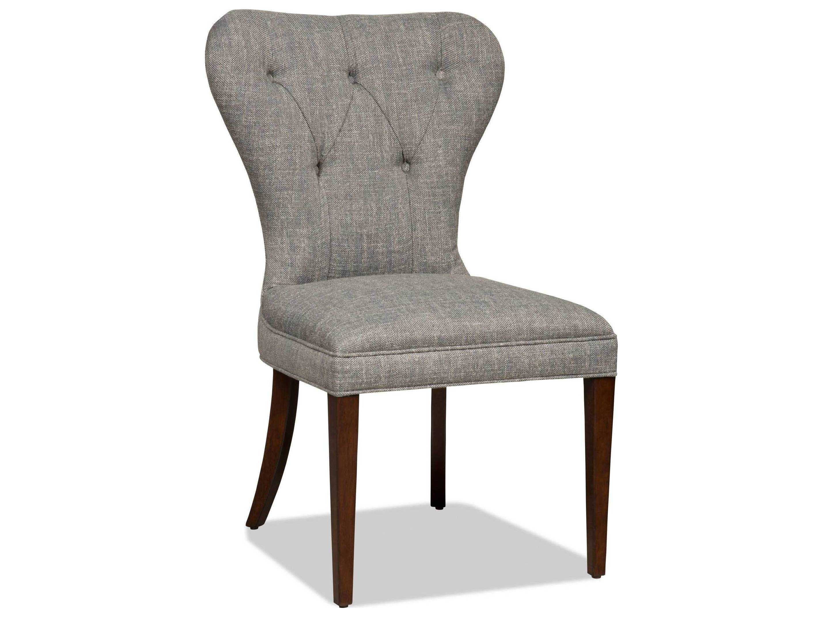 dark wood dining chairs carpet chair mat no lip hooker furniture arcadia metal side
