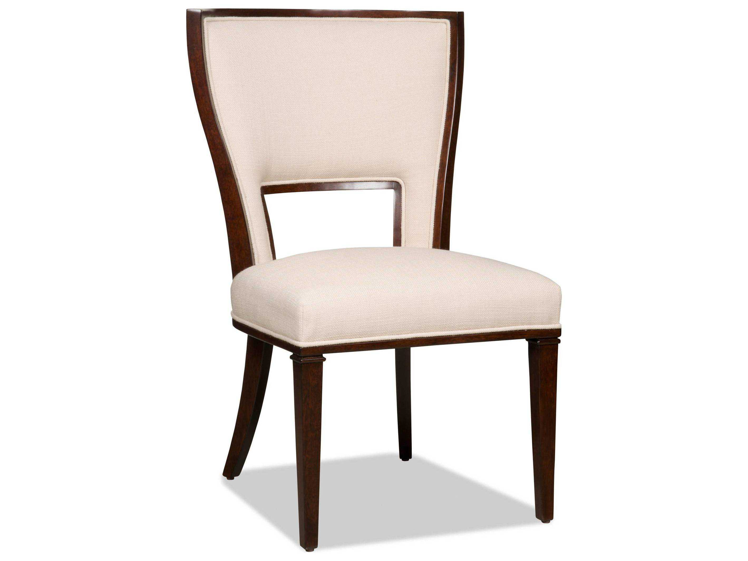 dark wood dining room chairs steel chair buy hooker furniture lindy natural side