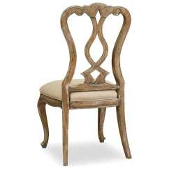 Light Wood Dining Chairs Dicks Sporting Goods Hooker Furniture Chatelet Splatback Side